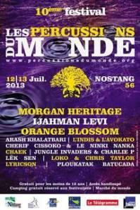 Nostang France Les Percussions du Monde Reggae Fest